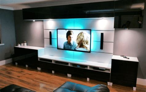 37 wall mounted tv ideas interior and decor for your