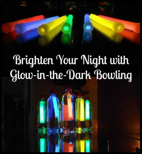 create glow   dark bowling   home