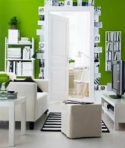 Wohnzimmer Ideen Grün : wohnzimmer streichen 106 inspirierende ideen ~ Lizthompson.info Haus und Dekorationen