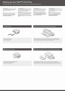 Dell E-port Plus User U0026 39 S Manual