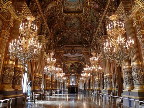 Grand Foyer by The Opera Hosts An Escape Property