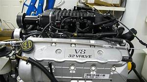 2004 Cobra Engine   Whipple Planned For Marauder Install