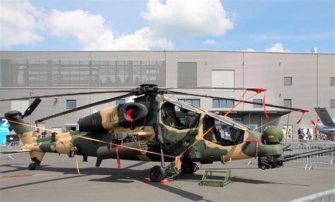 Tai Readies T-129 Bid For Polish Attack Helicopter Program