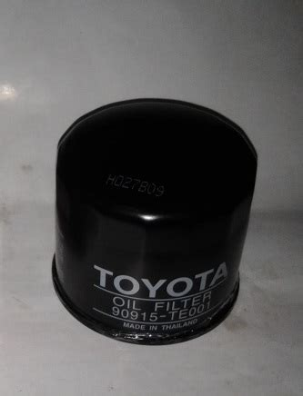 Harga Oli Merk Toyota harga filter oli toyota avanza bursaotomotif net foto