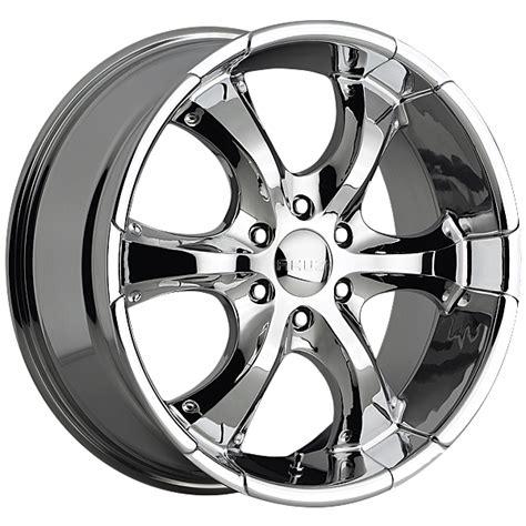 akuza road concepts series  chrome package wheel