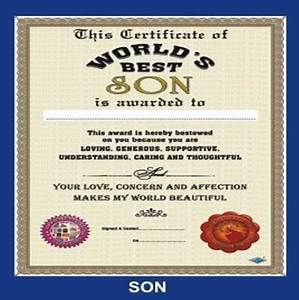 Innowaitz - Qualatex Distributors India - Worlds Best Son