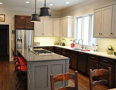 kitchen island cabinets kic  tribble