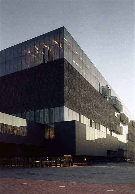 Wiel Arets Architects by Utrecht Library Wiel Arets Architects Archinect