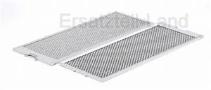 Metallfettfilter fettfilter dunstabzugshaube haube siemens for Siemens dunstabzugshaube filter