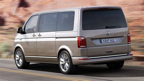 volkswagen multivan 2015 2015 vw transporter detailed car news carsguide