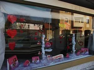Vitrine Saint Valentin : vitrine st valentin par jean marc puech sur l 39 internaute ~ Louise-bijoux.com Idées de Décoration