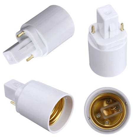 g24 to e27 socket base led light bulb l adapter