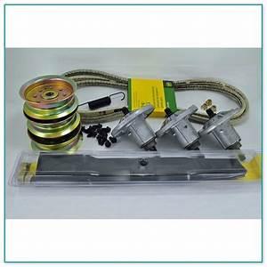 John Deere 54 Mower Deck Parts