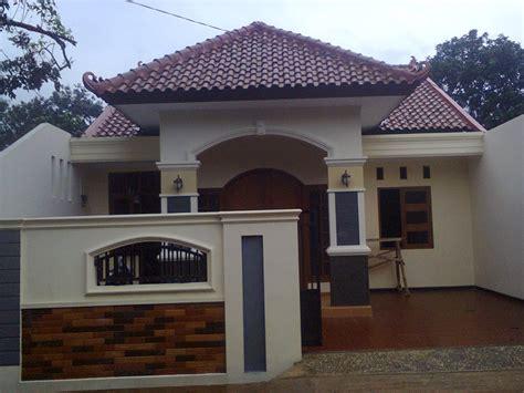 desain rumah minimalis klasik jawa desain rumah