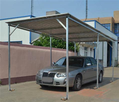 portable steel garages and shelters carport car shelter 6mx6m backyard boat shelters portable color steel carports