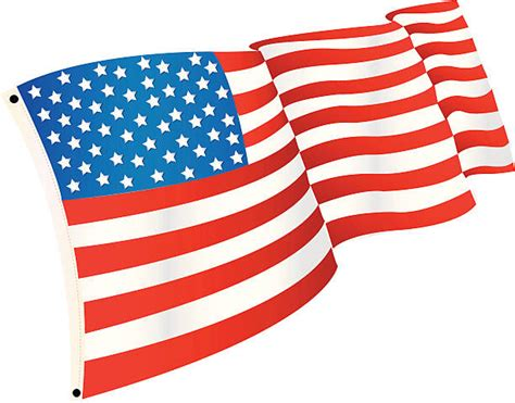 American Flag Waving Svg – 130+ Crafter Files