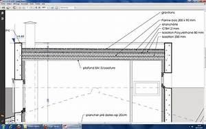 Toiture Terrasse Inaccessible : question pour l 39 isolation d 39 un toit terrasse 11 messages ~ Melissatoandfro.com Idées de Décoration