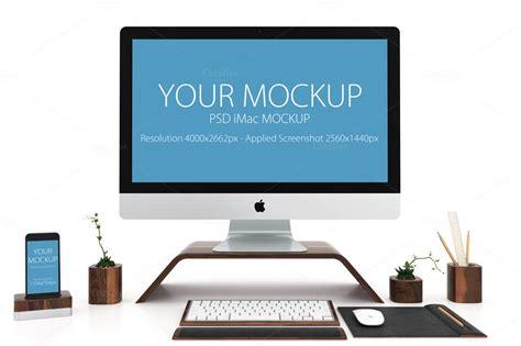 Time Frame Template Mac by 40 Imac Mockup Psds Photos Vectors Design Shack