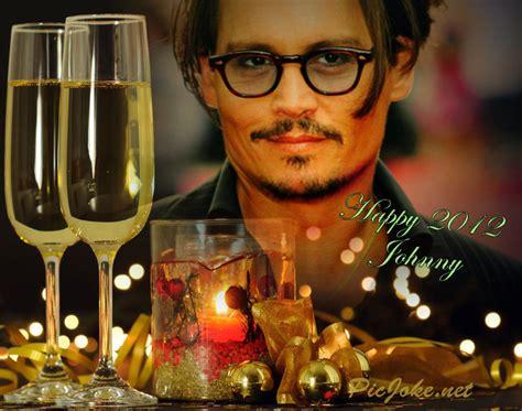 wish to johnny a happy new year johnny depp fanpop