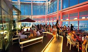 Rooftop bars in Singapore: Swanky, sky-high drinking spots