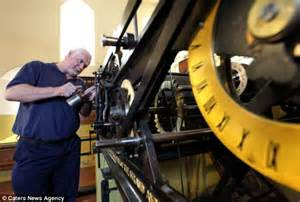 big ben clockwork turning back time keepers of big ben and their five hour mission to move britain s most