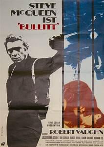 Bullitt - Vintage Movie Posters