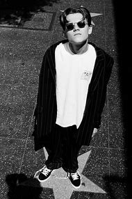 Young Leonardo DiCaprio 1993