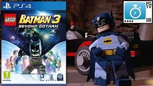 2 Minute Guide Lego Batman 3 Beyond Gotham PEGI 7