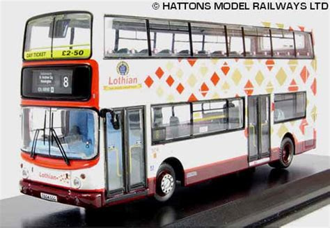showbus model fleet focus lothian regional transport