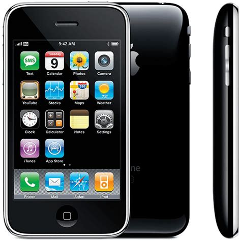 iphone hardware iphone 3g hardware and software features