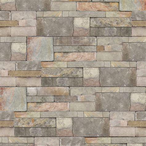 contour stone sandstone brick wallpaper departments