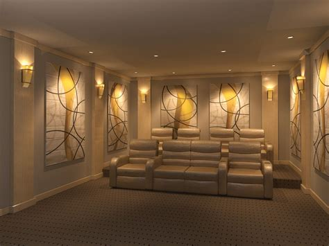 Home  Ee  Theater Ee   Featuring Original Art Gold Revealed