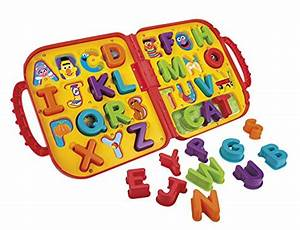 sesame street elmo39s on the go letters import it all With elmos letters on the go