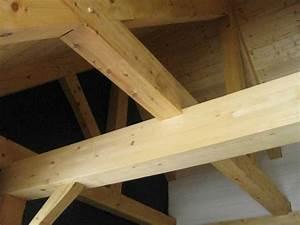 Raviver ses poutres en bois for Marvelous maison brique et bois 14 evolution de lhabitation
