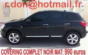 Nissan Qashqai Noir : covering nissan qashqai nissan qashqai noir mat ~ Medecine-chirurgie-esthetiques.com Avis de Voitures