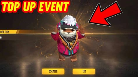 Free fire garena max 7. Free Fire New Top Up Event In Game - YouTube