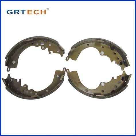 china toyota auto parts brake shoes  drums size ak