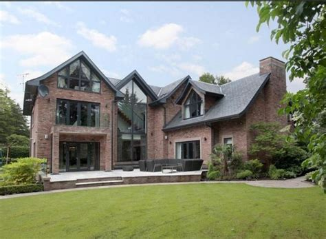 phil neville s luxurious cheshire mansion is up for sale complete with gym cinema and indoor