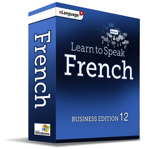 Learn To Speak French V12, Business Edition
