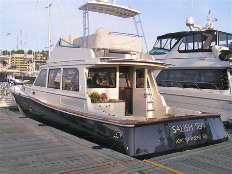 Seattle Boat Show September by Pictures Of The Is48 Motor Yacht At The Seattle Boat Show