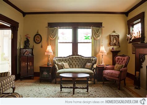 15 Wondrous Victorian Styled Living Rooms Rv Kitchen Cabinets White Best Under Cabinet Led Lighting What Are Rta How To Renew Curio Wall Mirror Patio Tv