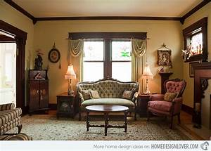 15 wondrous victorian styled living rooms home design lover With victorian living room decorating ideas