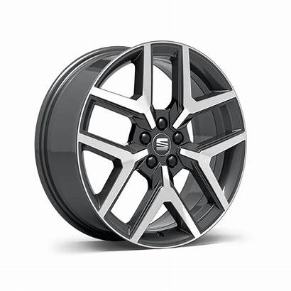 Seat Arona Wheels Alloy Performance Brilliant Silver