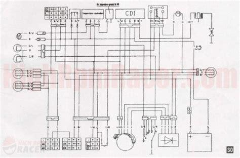 cdi wiring diagram