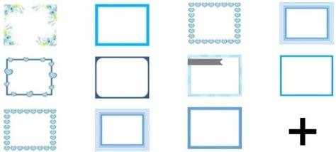 printable  editable certificate border instant