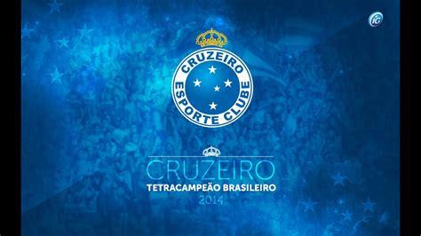 Hino Cruzeiro Esporte Clube - Felipe Silva - YouTube
