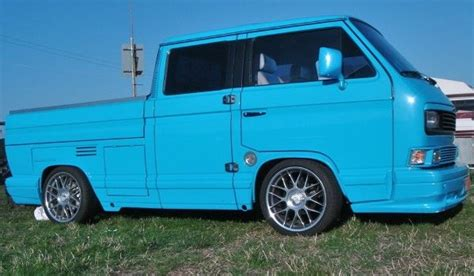 1000 about vw t25 doka on vw forum and subaru