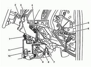 2009 Pontiac G6 Fuse Diagram  U2013 Pontiac G6 Radio Fuse Box