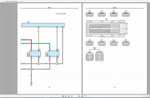 Toyota Venza  2014 08  Electrical Wiring Diagram