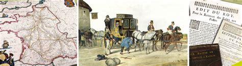 bureau de poste 18eme histoire